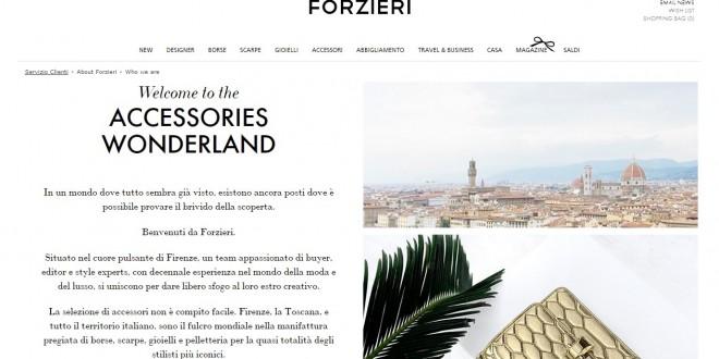 Saldi Forzieri 2015 Su Borse, Gioielli E Altro: l'Outlet A 5 stelle