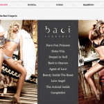 OUTLET BACI LINGERIE SI