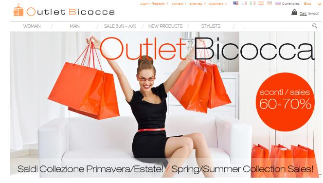 OUTLET BICOCCA SI