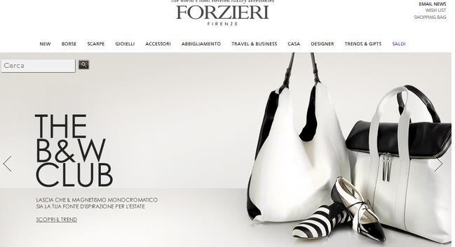 Borse firmate su Forzieri: compra e risparmia per gli accessori