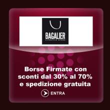 bagalier Outlet Abbigliamento: i migliori siti italiani