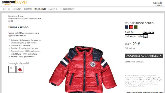 brums colpisce nel segno Brums outlet: incredibili prezzi per i tuoi piccoli alla moda