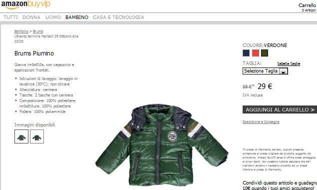 brums outlet Brums outlet: incredibili prezzi per i tuoi piccoli alla moda