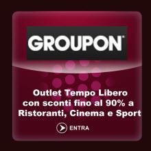 groupon1 Outlet Abbigliamento: i migliori siti italiani