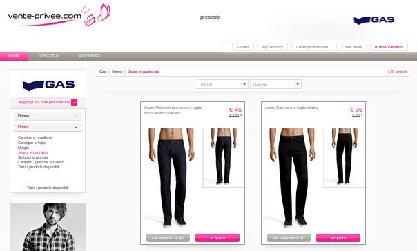 jeans stretti uomo Jeans stretti uomo: i dettami della moda