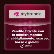 mybrandz Outlet Abbigliamento: i migliori siti italiani