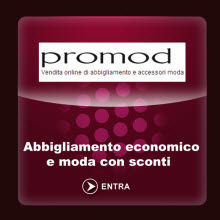 promod1 Outlet Abbigliamento: i migliori siti italiani