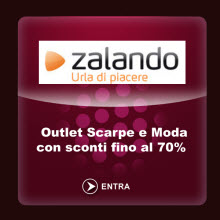 zalando1 Outlet Abbigliamento: i migliori siti italiani